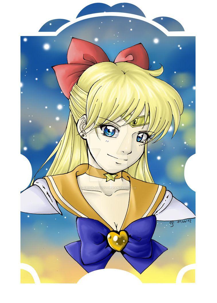 Super Sailor Venus Finished by Taulan-art.deviantart.com on @DeviantArt