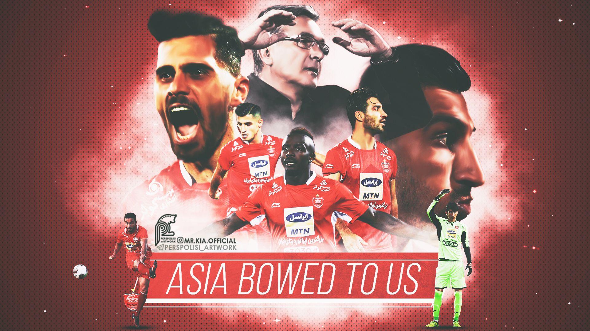 Persepolis Perspolis Team Iran Football Team Asia Afcchampionsleague Footydesign Design Footballedit Footye Photo And Video Photo Instagram Photo
