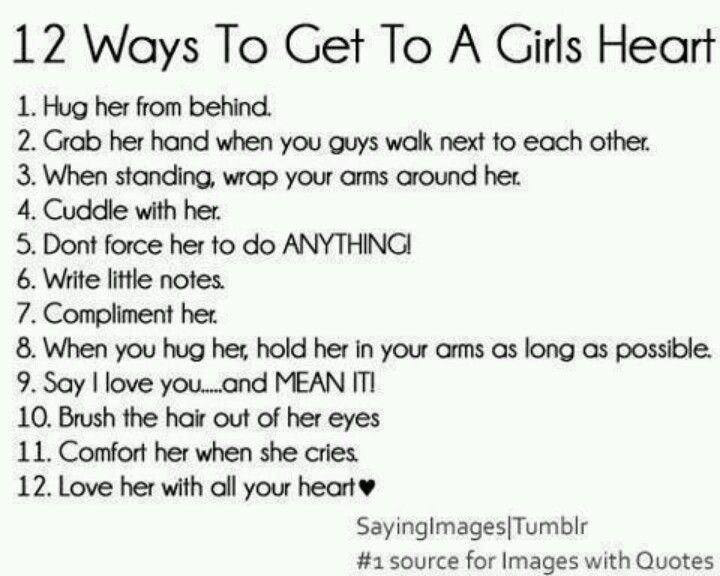 Heres some tips boys lol