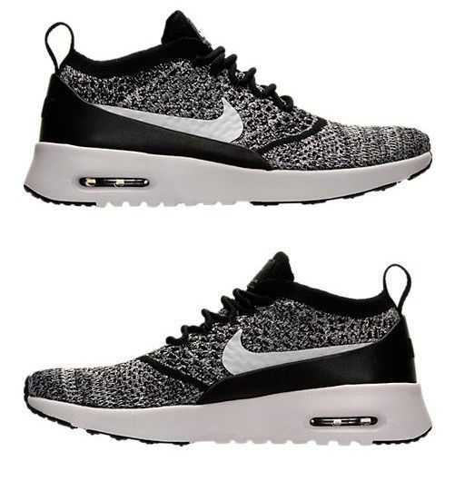 Women's Air Max Thea Ultra FlyKnit Lace Up Sneakers