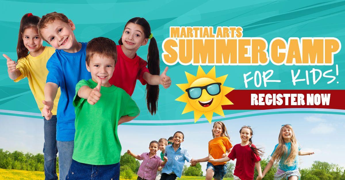 Marysville summer camp focus confidence a ton of fun