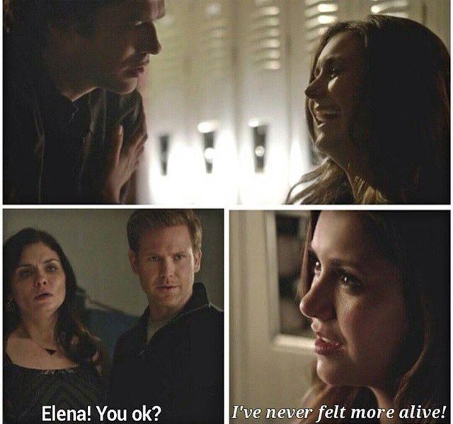 Elena. The Vampire Diaries Season 6 Episode 11