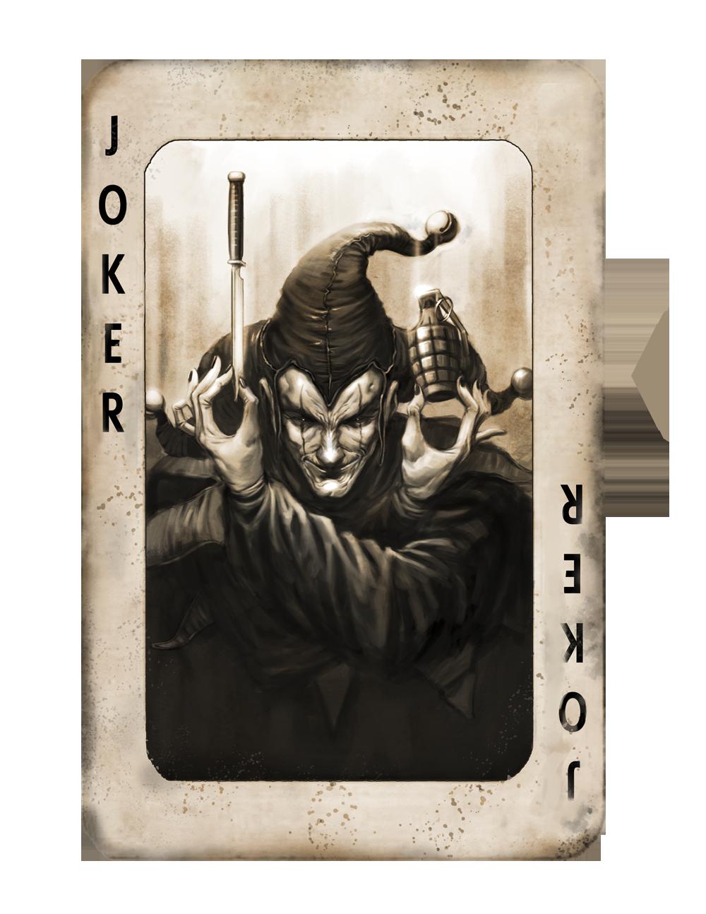 Codwawjokerlrgg 10001294 all things poker pinterest evil joker card more magicingreecefo Gallery