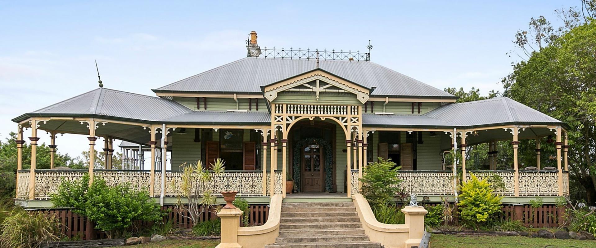 Elamang 6 Watson Street East Ipswich Queensland Built 1895 Queenslander House Australian Homes Colonial House