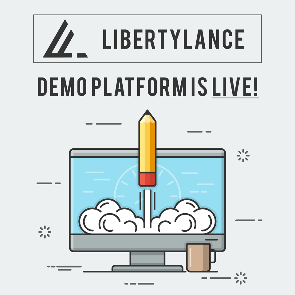 "LibertyLance Demo Platform is now LIVE! Check out our ""Walk Through ..."