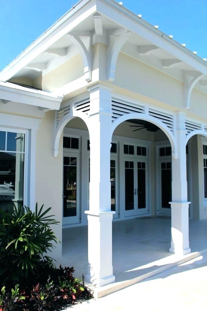 House With Columns In Front Porch Column Wrap Vinyl Wraps Exterior Outdoor Column Wraps Pvc Porch Column W Front Porch Stone Columns Architecture Steel Columns