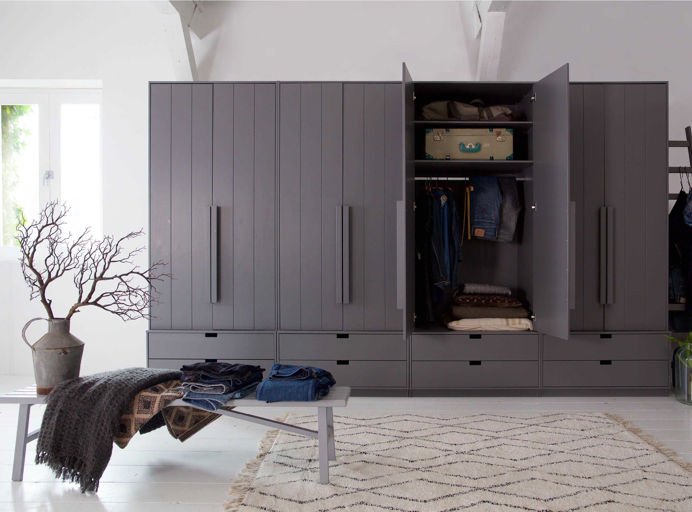 Ontwerp je eigen kast - Inspiratie - Basiclabel   Kasten slaapkamer ...