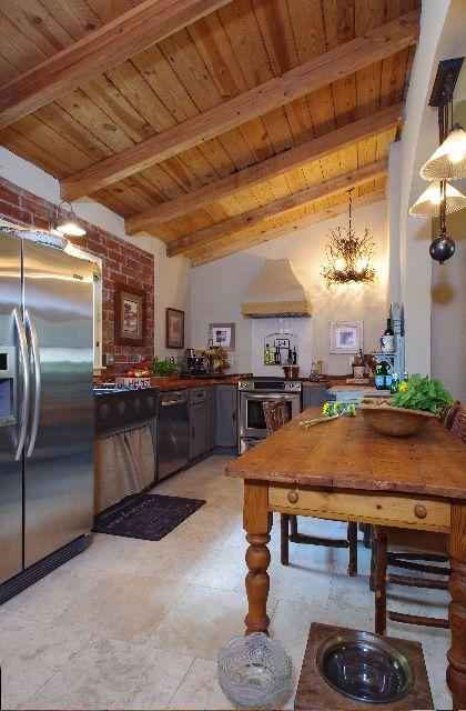 Bella Rustica Market Style Design Elegant Island Living Photo