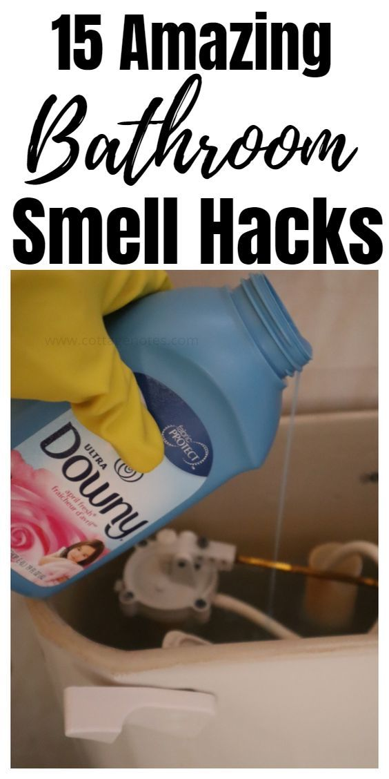 15+ Incredible And Easy Bathroom Smell Hacks And Tips ...