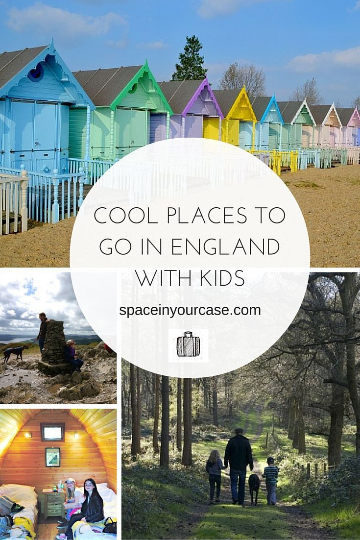 36 Cool Places To Visit In England With Kids Cool Places To