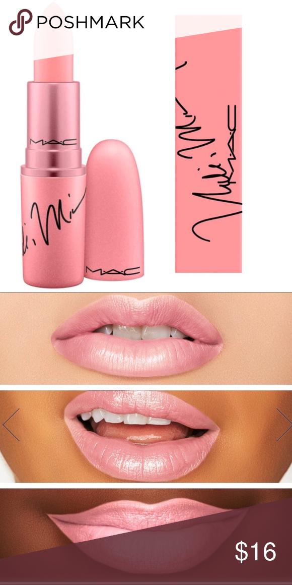 Nwt Mac Amplified Nicki Minaj Color Pinkprint Nicki Minaj Makeup Cosmetics Mac Cosmetics