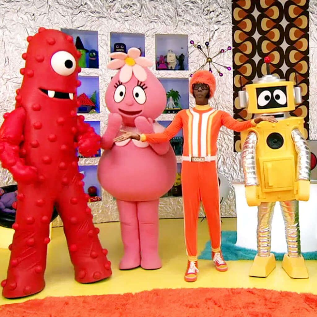 Yo Gabba Gabba! | Yo Gabba Gabba! printables, Crafts, Recipes, &