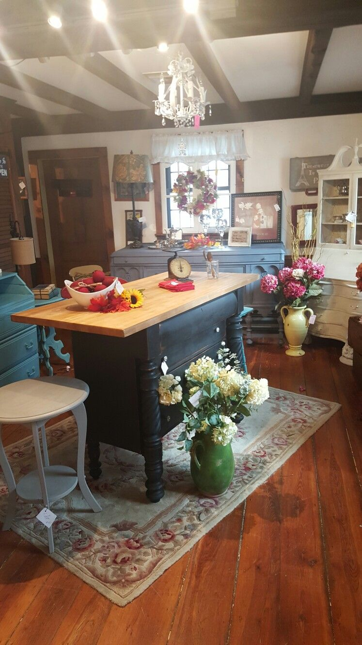 Empire dresser turned kitchen island one of my favorite