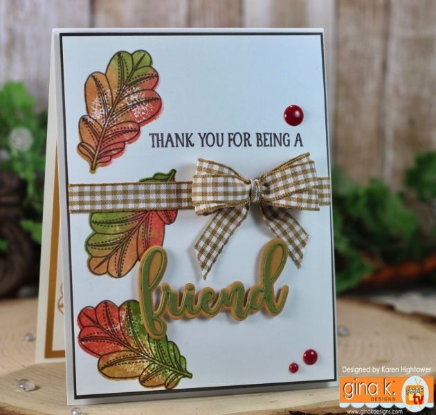 Lovely Card Making Ideas Rubber Stamp Techniques Part - 4: StampTV - Card Making, Rubber Stamping Techniques And Project Videos For  Papercrafters