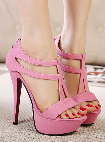 fashion image by Elizabeth B | Stiletto heels, Shoes