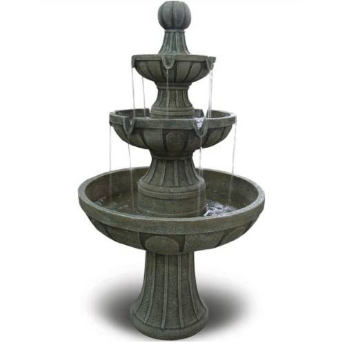 Patio Furniture Store Fountain Valley: Napa Valley - 25 Inch Fountain