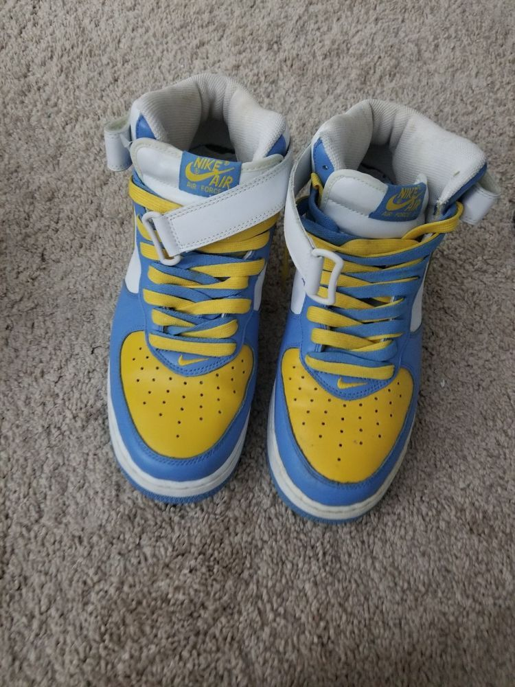 Nike Air Force 1 fashion clothing shoes accessories
