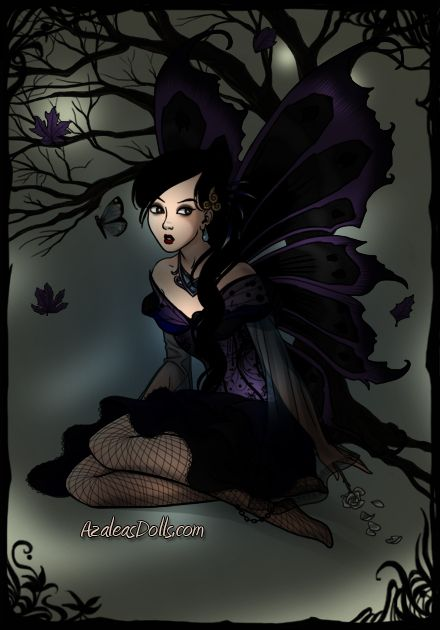 Azalea S Dolls Deviantart Azaleas Dolls Evil Queen Fairy By