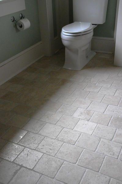 Bathroom Floor Love The Stone Tile