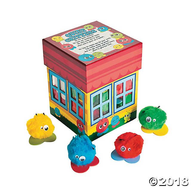 Quiet Critters   Oriental Trading #quietcritters