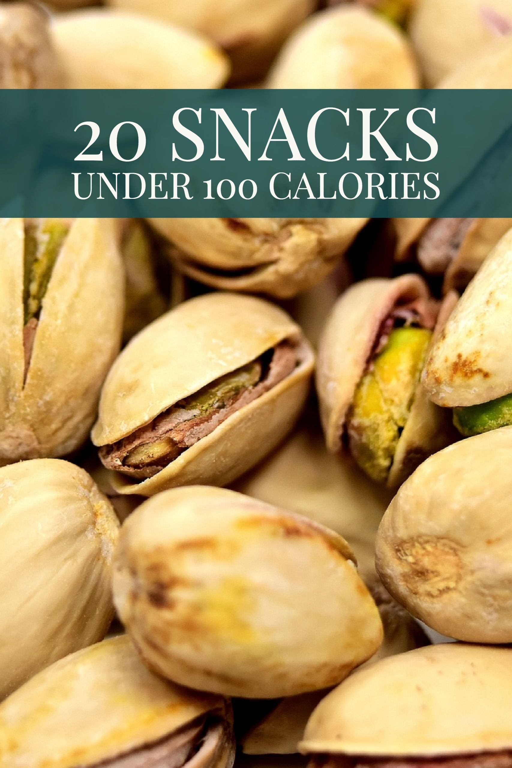 20 Snacks Under 100 Calories picture