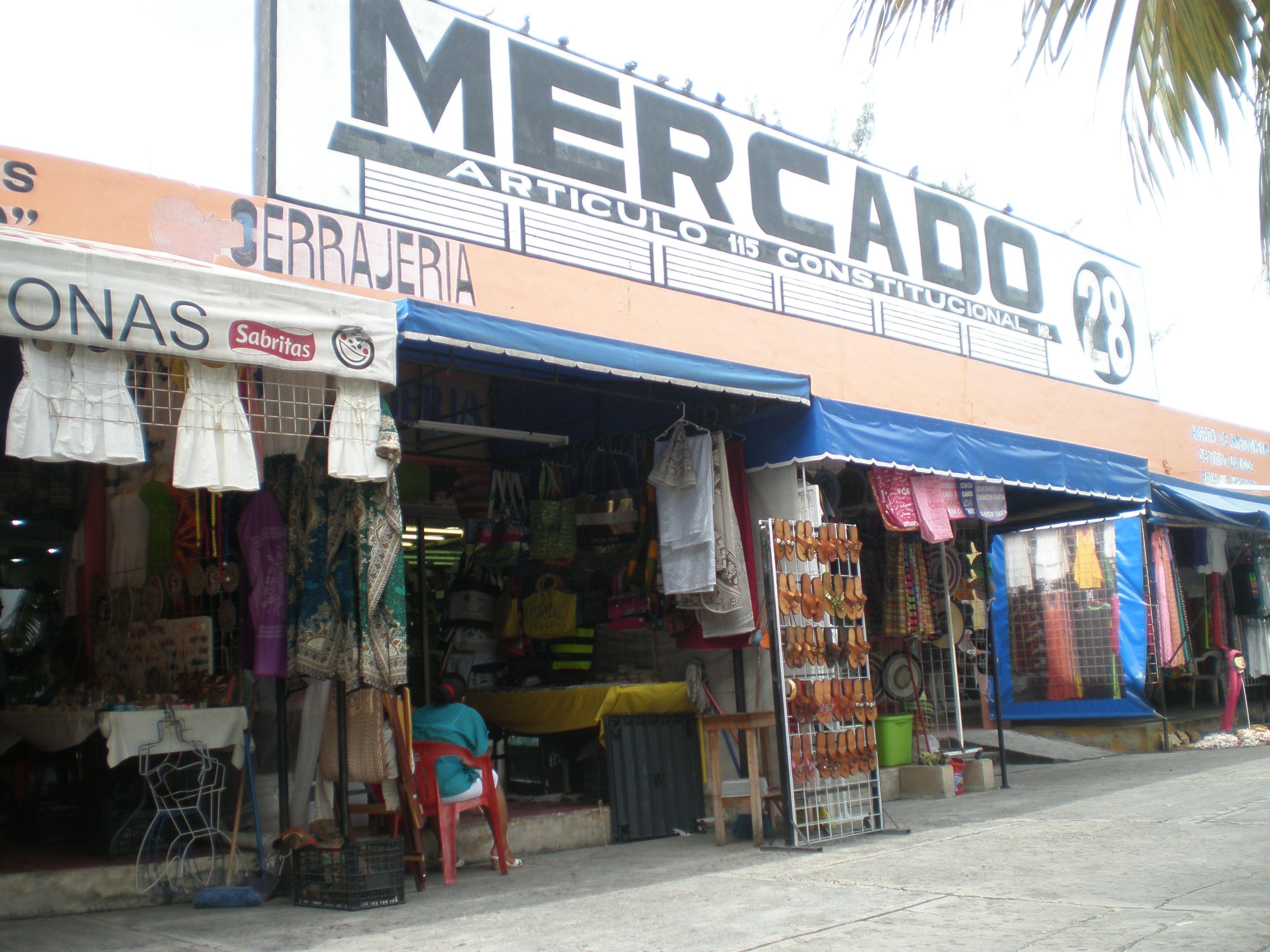 Market 28 In Cancun Downtown Cancun Cancun Vacation Cancun Shopping