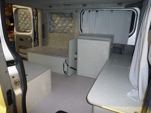 Design Ideas 1000 Ideas About Opel Vivaro Camper On Pinterest Chevy Astro Van Camper Campervan Conversions