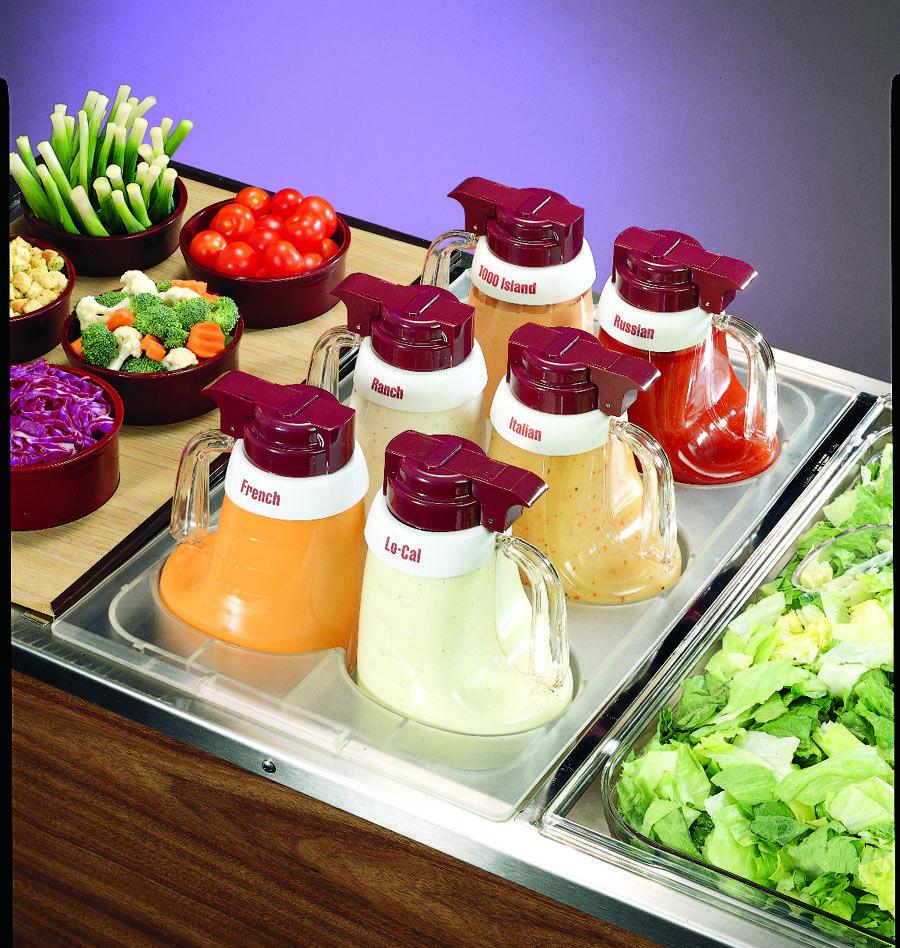 elegant buffet salad bar displays events standing room. Black Bedroom Furniture Sets. Home Design Ideas