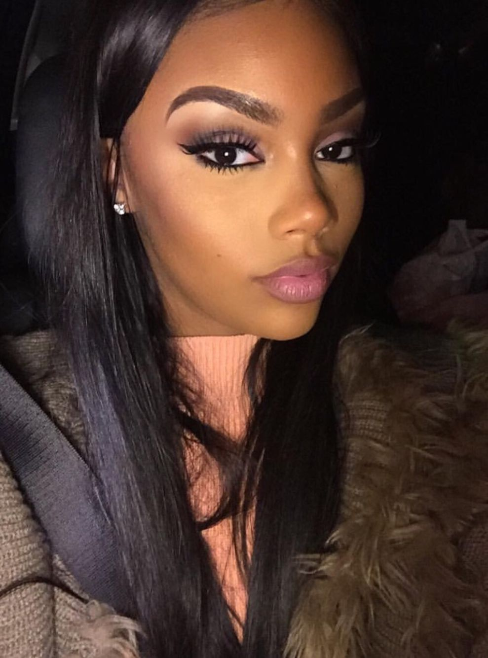 Pin by City Girl In Texas on Makeup for Pretty Brown Skin