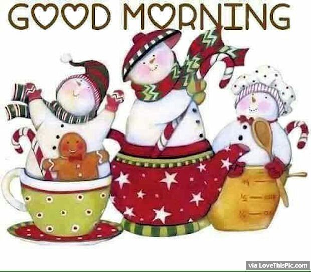 Christmas Good Morning Quotes: Cute Christmas Good Morning Quote