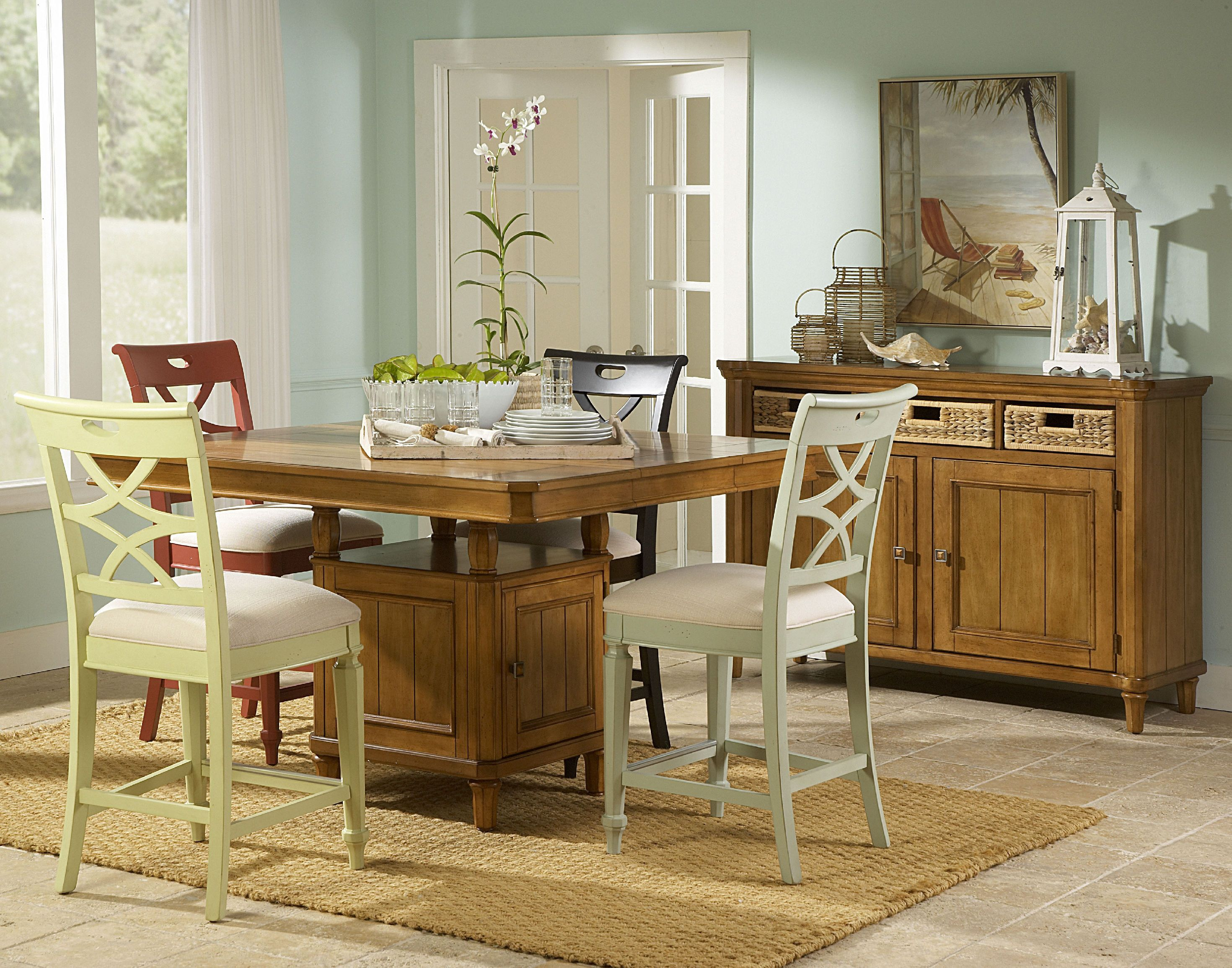 ART Furniture Grand Shores Dining Room 145200   The Village Shoppe   Yakima,  WA