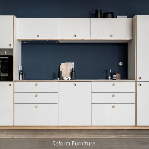 reform design fronten f r ikea k chen aus d nemark ikea pinterest ikea k che offene. Black Bedroom Furniture Sets. Home Design Ideas