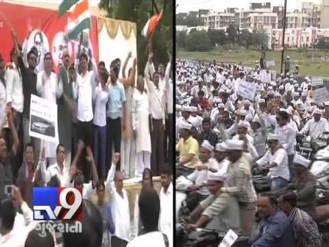 Ahmedabad: The leaders of OBC have strongly opposed the demand of Patidars to include their community in Other Backward Class (OBC) list. Here are some demands of OBC leaders...  Subscribe to Tv9 Gujarati https://www.youtube.com/tv9gujarati Like us on Facebook at https://www.facebook.com/tv9gujarati Follow us on Twitter at https://twitter.com/Tv9Gujarat Follow us on Dailymotion at http://www.dailymotion.com/GujaratTV9 Circle us on Google+ : https://plus.google.com/+tv9gujarat