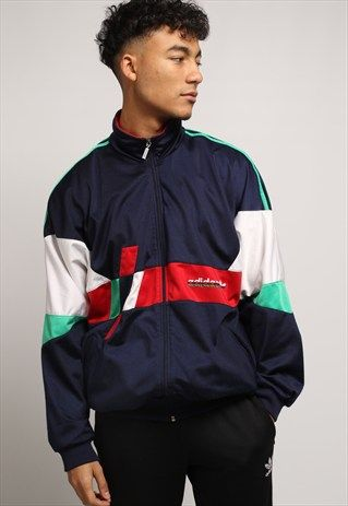 Track Jackets For Men | Retro Jackets | ASOS