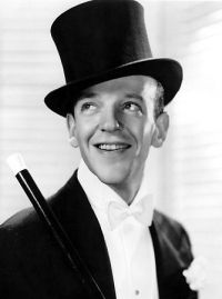 Fred Astaire Two Things Never Forget Those Dancing Feet Or Cute