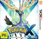 Pokemon X EB Games | $60
