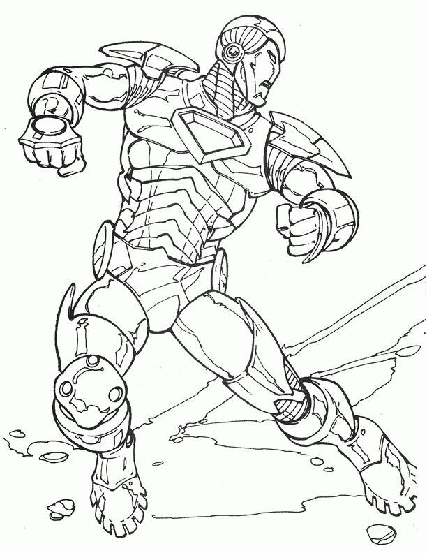 iron man 4 dibujos faciles para dibujar para niños
