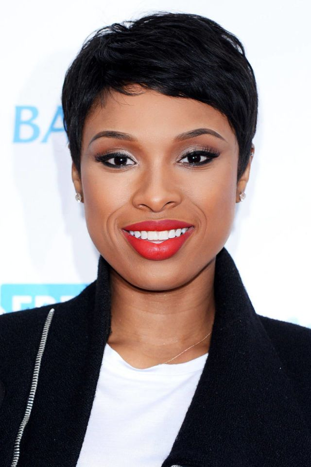 5 New Haircuts To Try For Spring Jennifer Hudson Pixies And Hair Cuts
