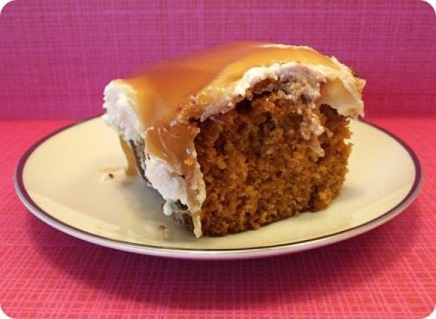 delicious pumpkin spice latte cake and other truly vegan recipes you'll love.