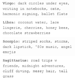 virgo eyes astrologers community