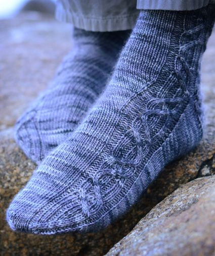 Deflect Pattern By Hunter Hammersen Extremities Craft Socks