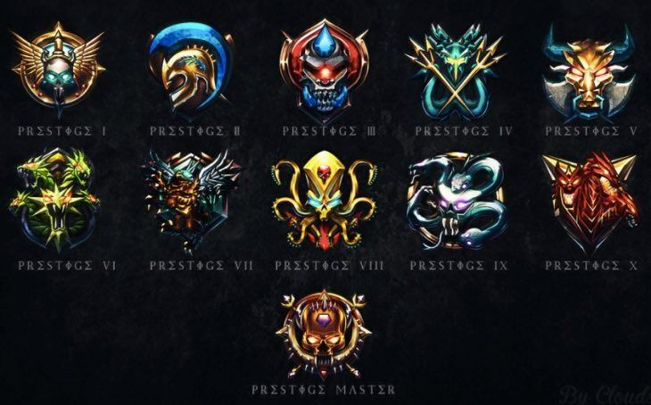 what level do you prestige on black ops 3