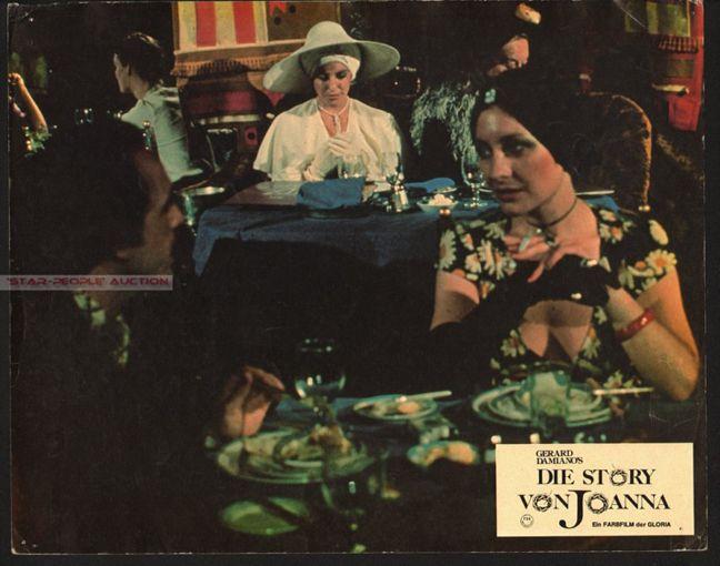 the story of joanna 1975 videos jamie gillis film posters art. Black Bedroom Furniture Sets. Home Design Ideas