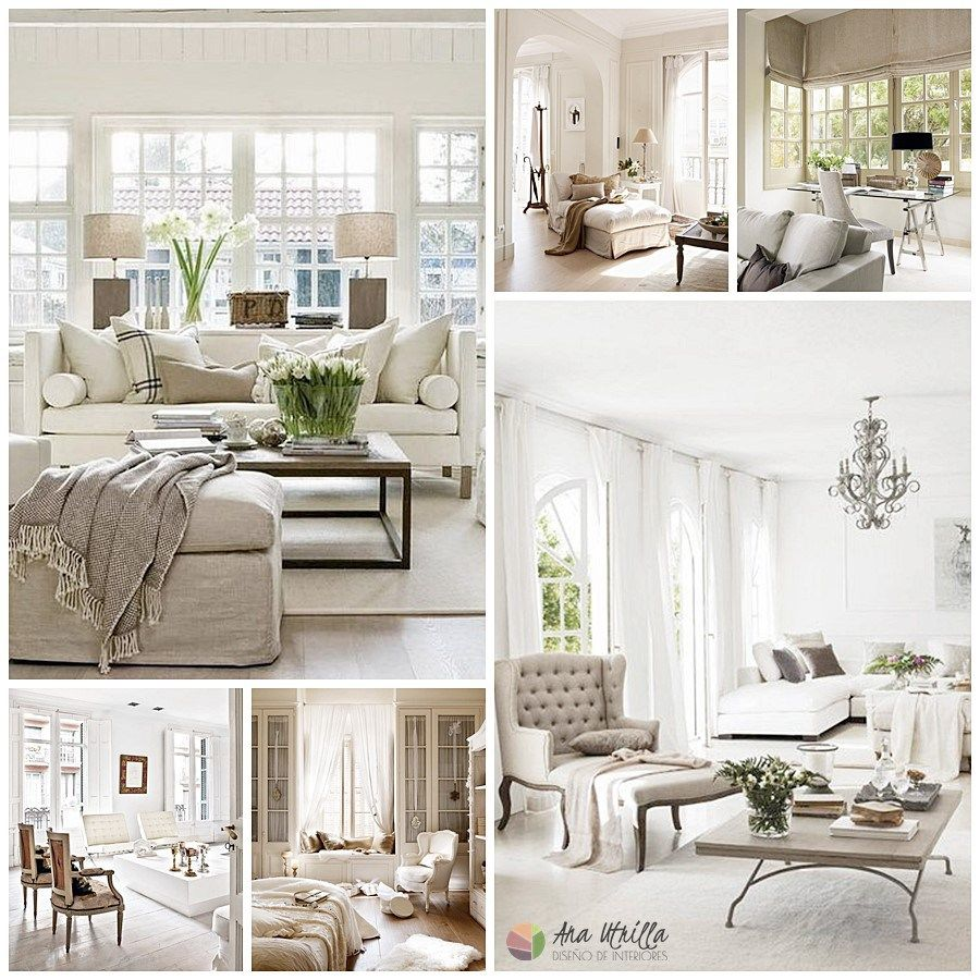 Decoraci n de interiores de estilo cl sico renovado for Decoracion estilo clasico