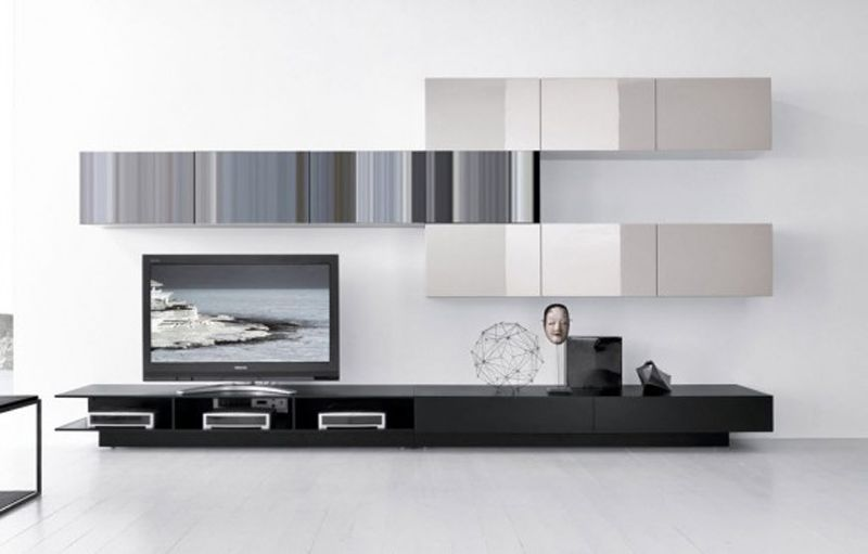Home Theater Wall Units   Home-theater-designer-wall-unit   Wall ...