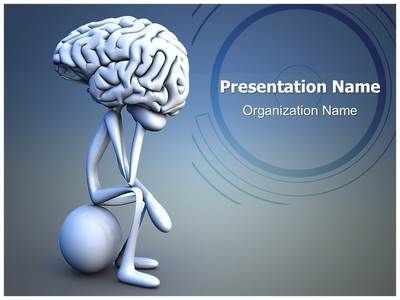 Emotional Intelligence Concept Powerpoint Presentation Template Is