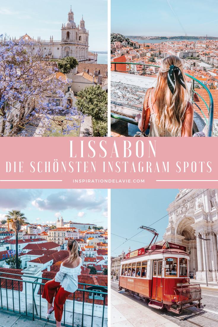 Lissabon - Die besten Instagram Spots und Foto Locations für deinen Städtetrip