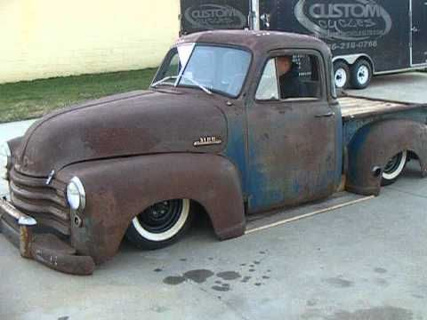 1949 chevy rat rod pick up truck chevrolet hotrod custom. Black Bedroom Furniture Sets. Home Design Ideas