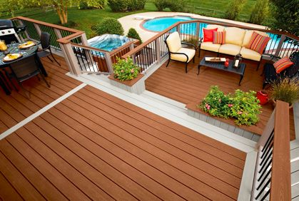 Photos 2017 Deck Stain Colors Designs Ideas Plans Deck Designs Backyard Outdoor Remodel Patio Design