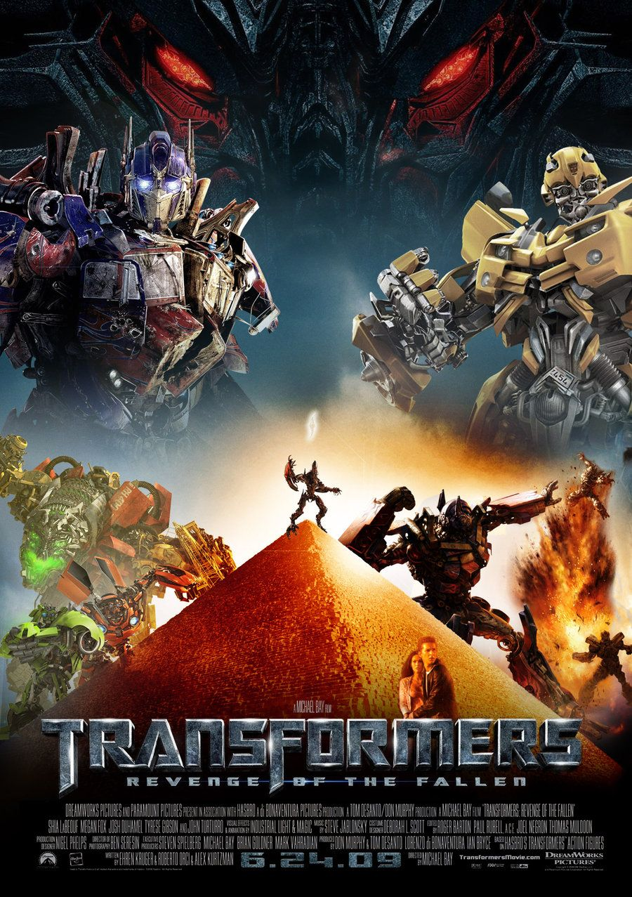 Transformers 2 Poster By Alecx8 On Deviantart Transformers Artwork Transformers Transformers Movie